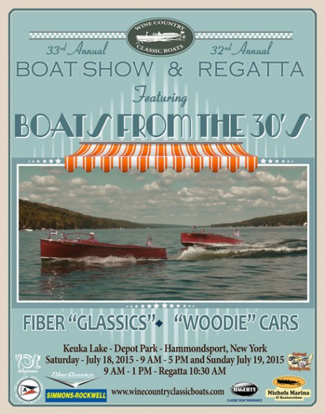 Wine Country Classic Boats Show and Regatta