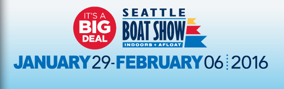 Seattle Boat Show 2016