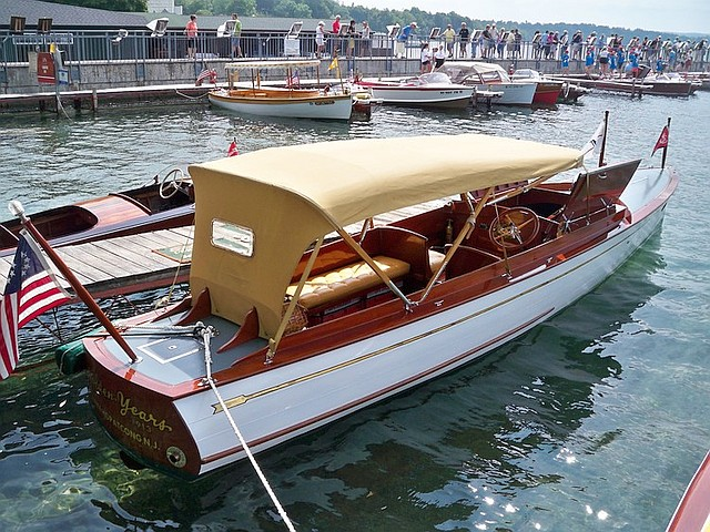 Finger Lakes Antique and Classic Boat Show