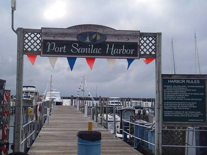Port Sanilac Harbor Portal